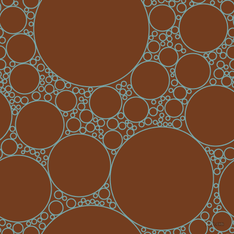 bubbles, circles, sponge, big, medium, small, 2 pixel line width, Neptune and Peru Tan circles bubbles sponge soap seamless tileable