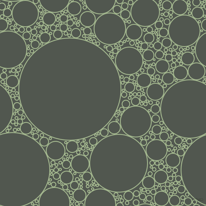 bubbles, circles, sponge, big, medium, small, 3 pixel line width, Norway and Battleship Grey circles bubbles sponge soap seamless tileable