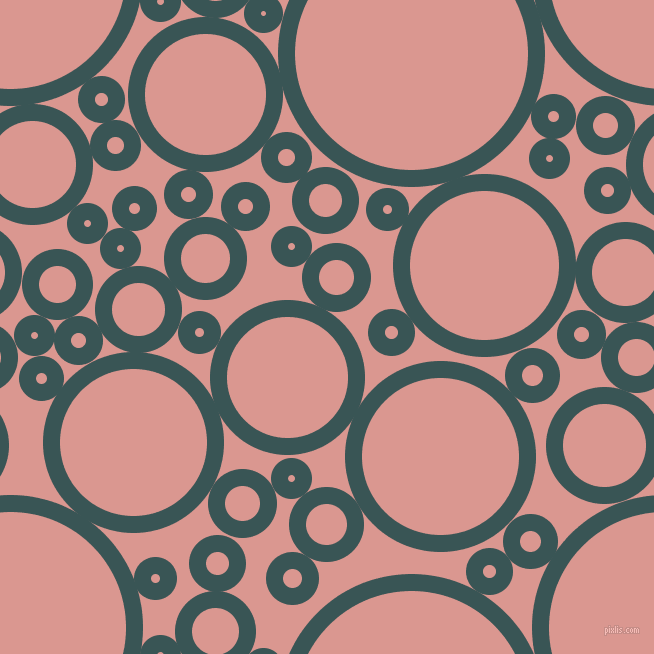 bubbles, circles, sponge, big, medium, small, 17 pixel line width, Oracle and Petite Orchid circles bubbles sponge soap seamless tileable