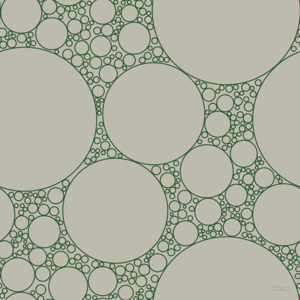 bubbles, circles, sponge, big, medium, small, 2 pixel line width, Parsley and Grey Nickel circles bubbles sponge soap seamless tileable
