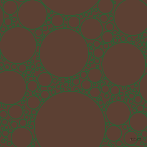 bubbles, circles, sponge, big, medium, small, 3 pixel line width, Parsley and Very Dark Brown circles bubbles sponge soap seamless tileable