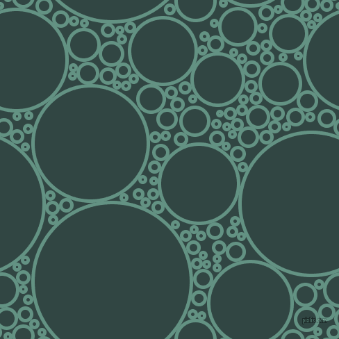 bubbles, circles, sponge, big, medium, small, 5 pixel line width, Patina and Firefly circles bubbles sponge soap seamless tileable