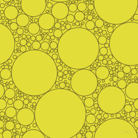bubbles, circles, sponge, big, medium, small, 2 pixel line width, Pesto and Starship circles bubbles sponge soap seamless tileable