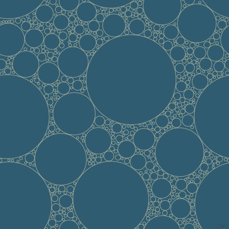 bubbles, circles, sponge, big, medium, small, 2 pixel line widthPewter and Blumine circles bubbles sponge soap seamless tileable