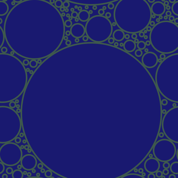 bubbles, circles, sponge, big, medium, small, 5 pixel line width, Plantation and Midnight Blue circles bubbles sponge soap seamless tileable