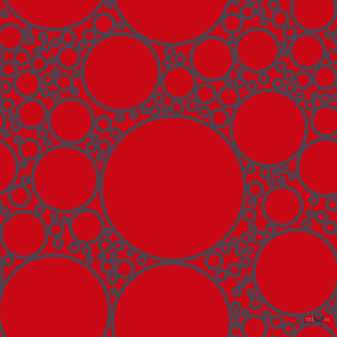 bubbles, circles, sponge, big, medium, small, 5 pixel line width, Purple Taupe and Venetian Red circles bubbles sponge soap seamless tileable