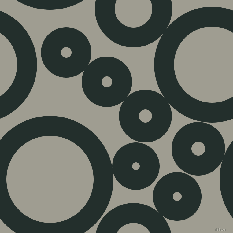 bubbles, circles, sponge, big, medium, small, 65 pixel line width, Racing Green and Dawn circles bubbles sponge soap seamless tileable