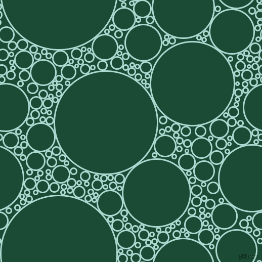 bubbles, circles, sponge, big, medium, small, 3 pixel line width, Scandal and County Green circles bubbles sponge soap seamless tileable