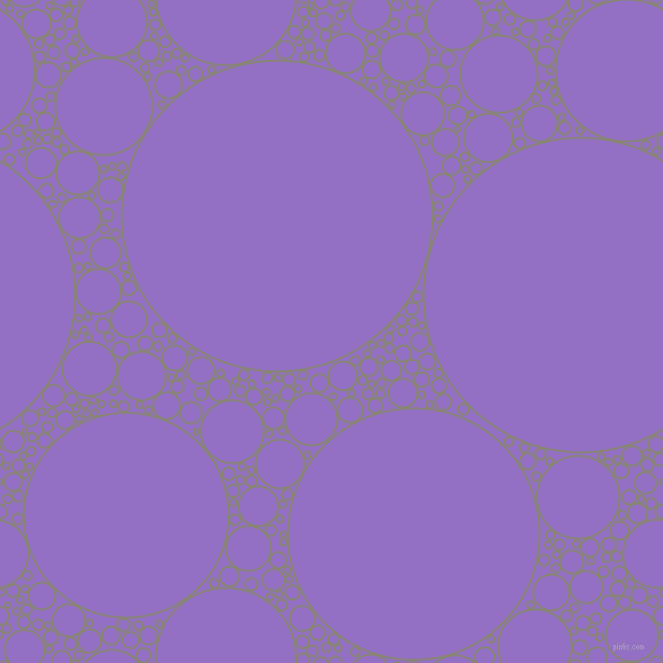 bubbles, circles, sponge, big, medium, small, 2 pixel line width, Schist and Lilac Bush circles bubbles sponge soap seamless tileable