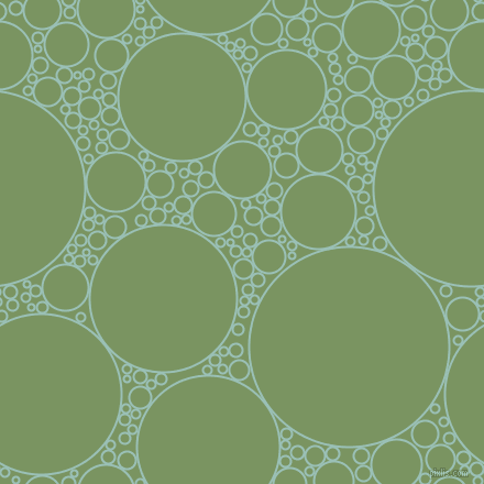 bubbles, circles, sponge, big, medium, small, 2 pixel line widthShadow Green and Highland circles bubbles sponge soap seamless tileable