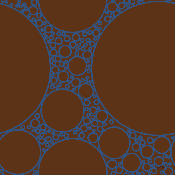 bubbles, circles, sponge, big, medium, small, 5 pixel line width, St Tropaz and Baker