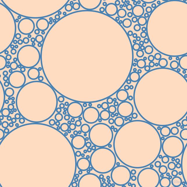 Hd wallpaper pixel - Bahama Blue And Half And Half Circles Bubbles Sponge Soap