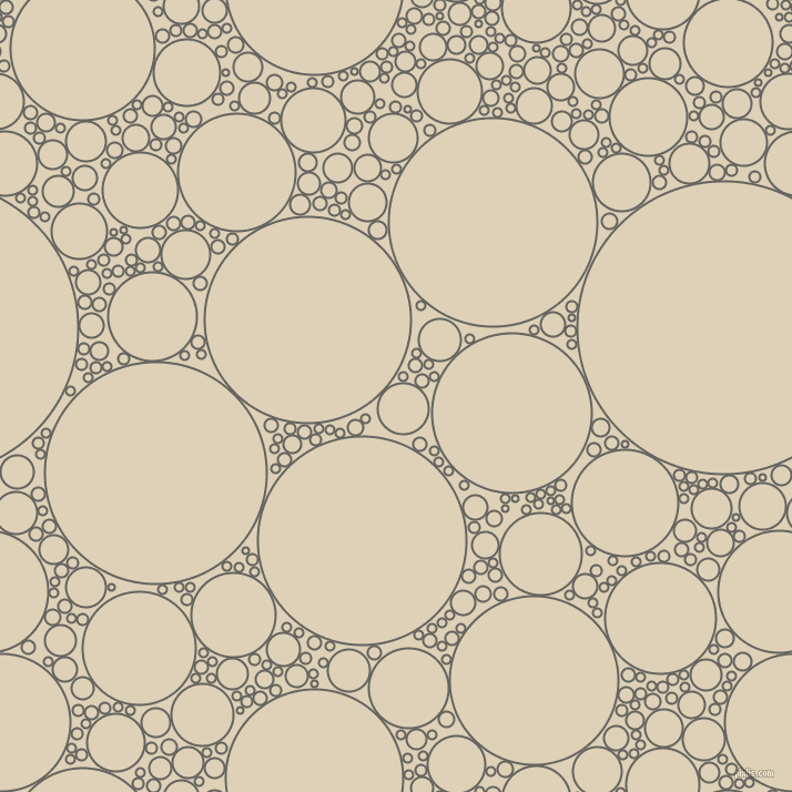 bubbles, circles, sponge, big, medium, small, 2 pixel line width, Storm Dust and Spanish White circles bubbles sponge soap seamless tileable
