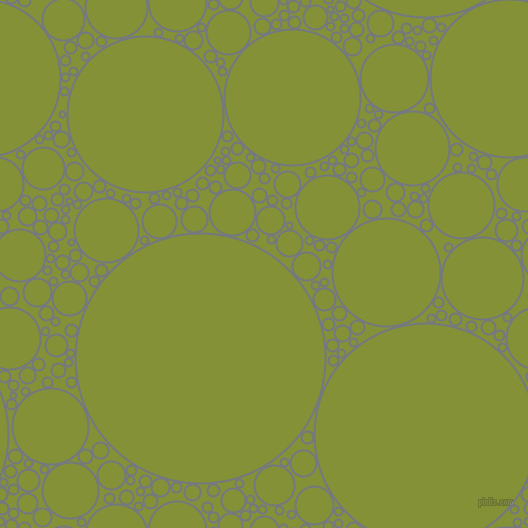bubbles, circles, sponge, big, medium, small, 2 pixel line width, Storm Grey and Wasabi circles bubbles sponge soap seamless tileable