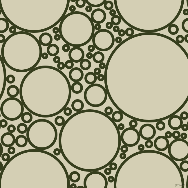 bubbles, circles, sponge, big, medium, small, 9 pixel line width, Turtle Green and White Rock circles bubbles sponge soap seamless tileable