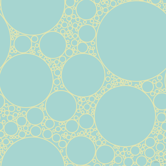 bubbles, circles, sponge, big, medium, small, 3 pixel line width, Tusk and Sinbad circles bubbles sponge soap seamless tileable