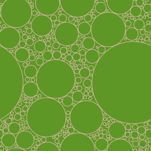 bubbles, circles, sponge, big, medium, small, 2 pixel line width, Vanilla and Limeade circles bubbles sponge soap seamless tileable