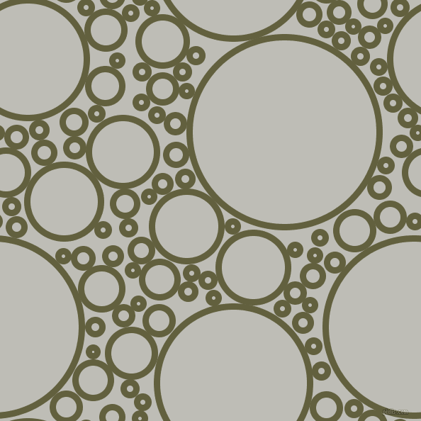 bubbles, circles, sponge, big, medium, small, 9 pixel line width, Verdigris and Silver Sand circles bubbles sponge soap seamless tileable