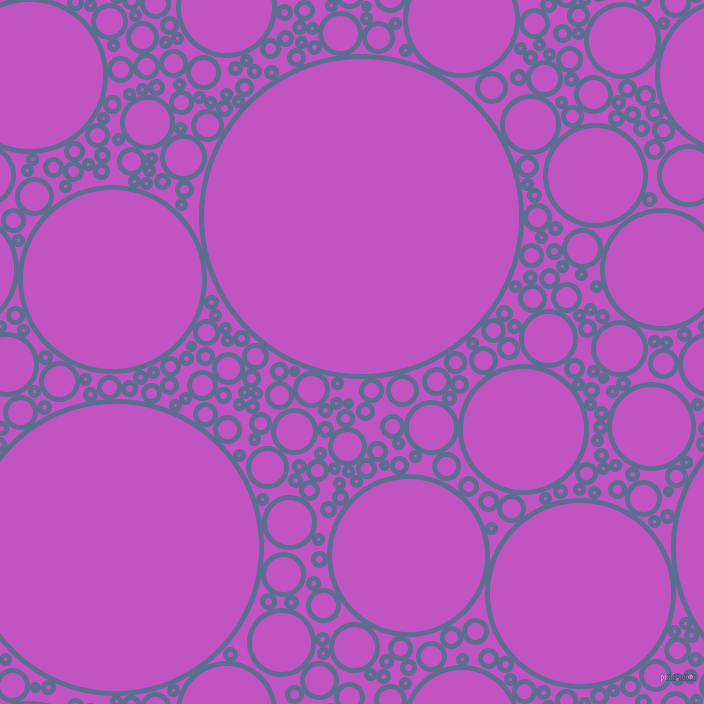 bubbles, circles, sponge, big, medium, small, 5 pixel line widthWaikawa Grey and Fuchsia circles bubbles sponge soap seamless tileable