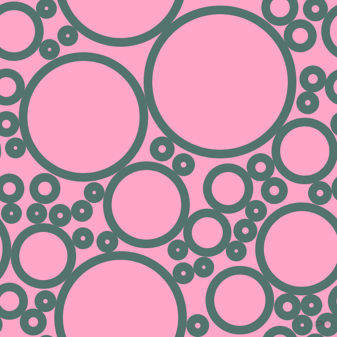bubbles, circles, sponge, big, medium, small, 17 pixel line width, William and Carnation Pink circles bubbles sponge soap seamless tileable