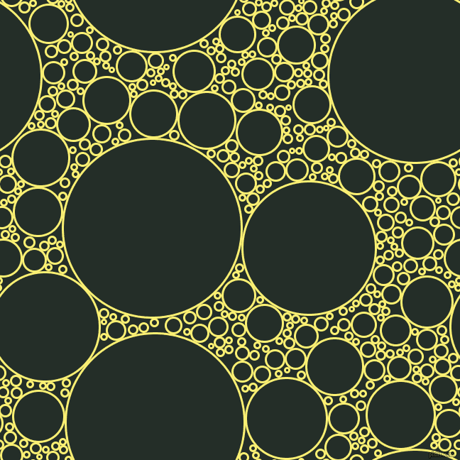 bubbles, circles, sponge, big, medium, small, 3 pixel line width, Witch Haze and Midnight Moss circles bubbles sponge soap seamless tileable