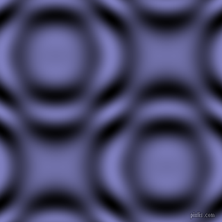 , Blue Bell and Black and White circular plasma waves seamless tileable