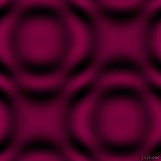 , Burgundy and Black and White circular plasma waves seamless tileable