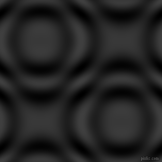 , Charcoal and Black and White circular plasma waves seamless tileable