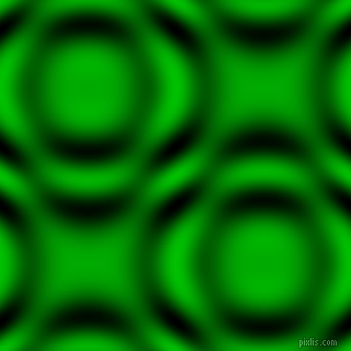 Dark Pastel Green and Black and White circular plasma waves seamless tileable