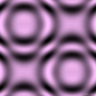 , Violet and Black and White circular plasma waves seamless tileable