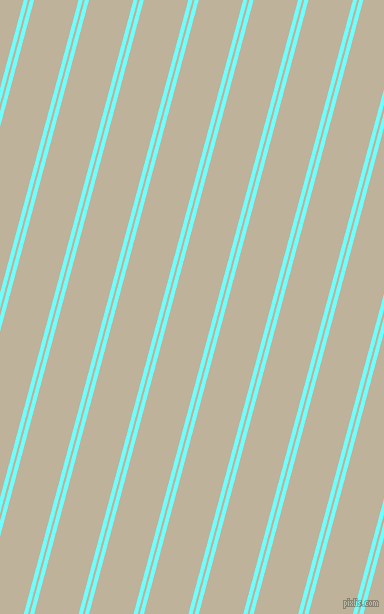 75 degree angle dual stripe line, 4 pixel line width, 2 and 43 pixel line spacing, dual two line striped seamless tileable