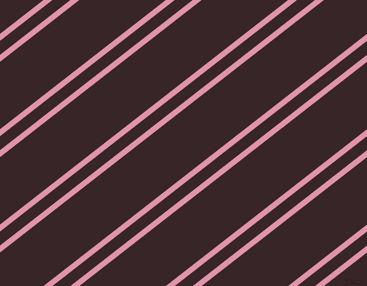 38 degree angle dual stripes line, 11 pixel line width, 22 and 106 pixel line spacing, dual two line striped seamless tileable