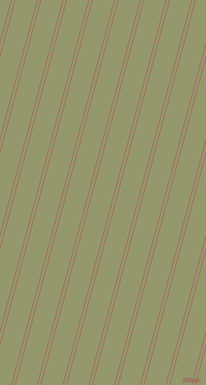 75 degree angles dual stripe line, 1 pixel line width, 6 and 42 pixels line spacing, dual two line striped seamless tileable