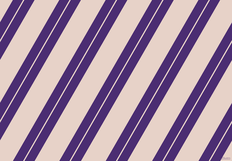 60 degree angle dual stripes lines, 30 pixel lines width, 4 and 73 pixel line spacing, dual two line striped seamless tileable