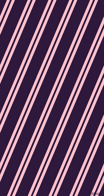 67 degree angle dual stripes lines, 10 pixel lines width, 6 and 41 pixel line spacing, dual two line striped seamless tileable