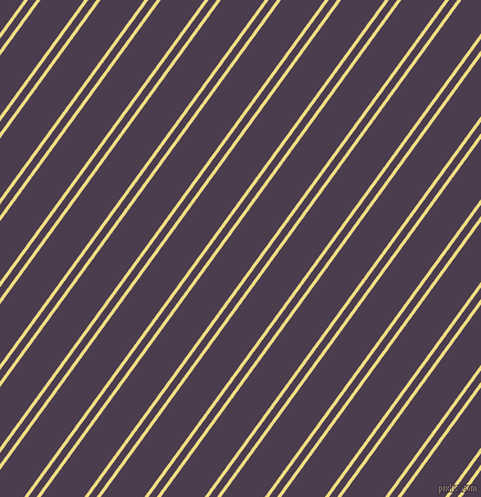 54 degree angle dual striped line, 3 pixel line width, 6 and 32 pixel line spacing, dual two line striped seamless tileable