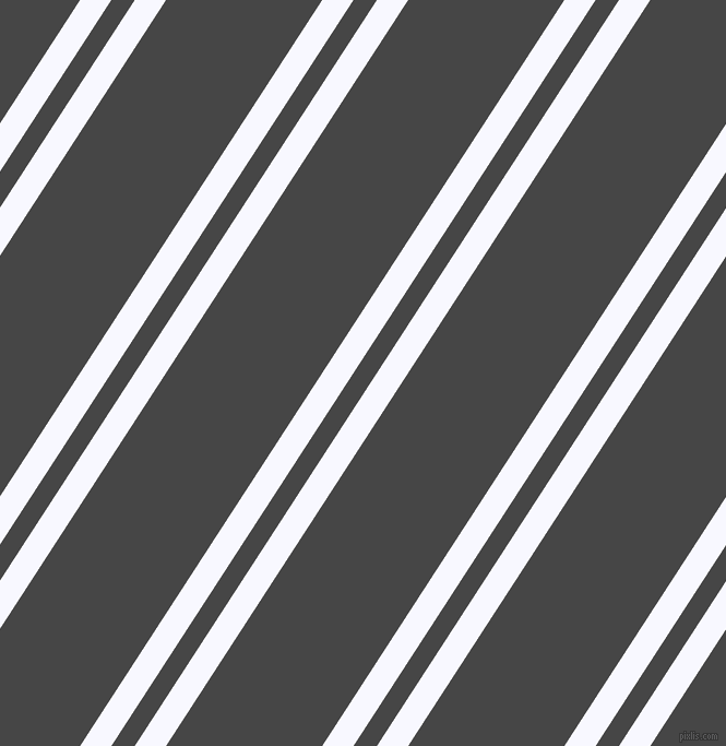 57 degree angle dual stripe lines, 24 pixel lines width, 18 and 120 pixel line spacing, dual two line striped seamless tileable