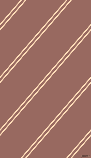 49 degree angles dual striped lines, 5 pixel lines width, 8 and 117 pixels line spacing, dual two line striped seamless tileable
