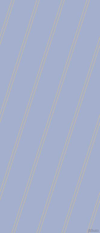 72 degree angles dual stripe lines, 2 pixel lines width, 6 and 69 pixels line spacing, dual two line striped seamless tileable