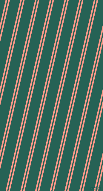 77 degree angles dual striped line, 5 pixel line width, 4 and 34 pixels line spacing, dual two line striped seamless tileable