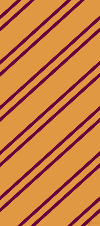 42 degree angle dual striped line, 11 pixel line width, 20 and 75 pixel line spacing, dual two line striped seamless tileable