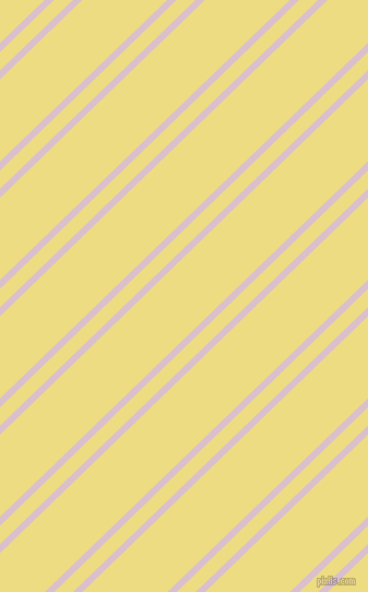 44 degree angles dual stripes line, 6 pixel line width, 12 and 54 pixels line spacing, dual two line striped seamless tileable