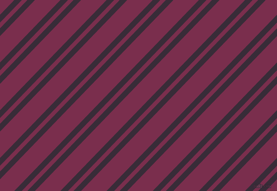 46 degree angles dual stripes lines, 11 pixel lines width, 8 and 37 pixels line spacing, dual two line striped seamless tileable