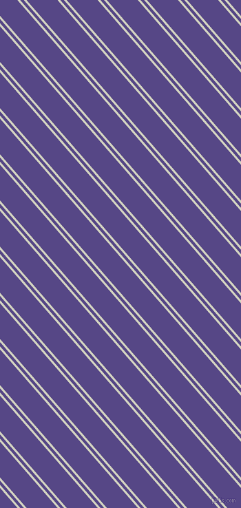 131 degree angles dual stripes line, 3 pixel line width, 4 and 34 pixels line spacing, dual two line striped seamless tileable