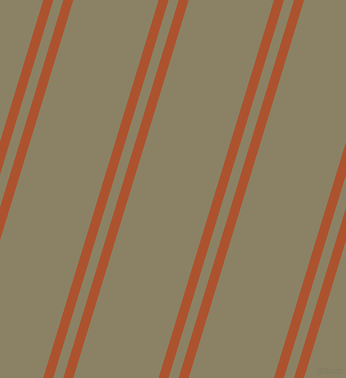 73 degree angle dual striped line, 14 pixel line width, 14 and 119 pixel line spacing, dual two line striped seamless tileable