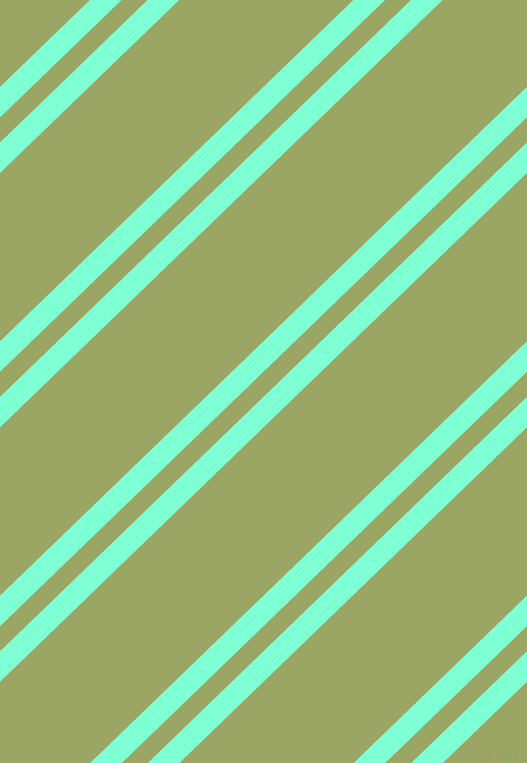 44 degree angles dual striped line, 22 pixel line width, 18 and 121 pixels line spacing, dual two line striped seamless tileable