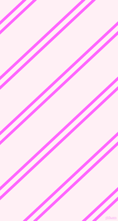43 degree angle dual stripe lines, 9 pixel lines width, 14 and 100 pixel line spacing, dual two line striped seamless tileable