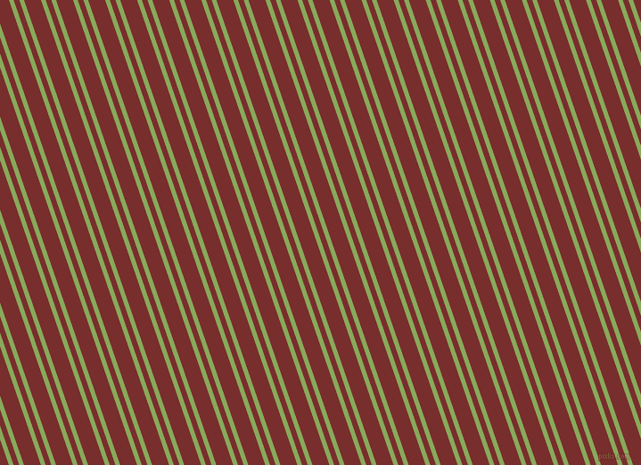 109 degree angle dual stripe line, 5 pixel line width, 6 and 18 pixel line spacing, dual two line striped seamless tileable