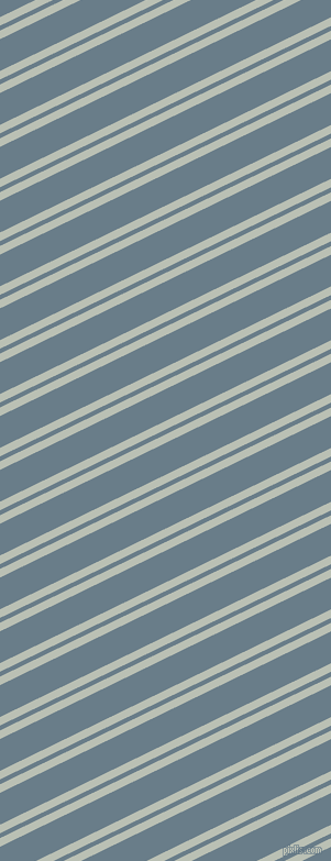 26 degree angles dual striped line, 7 pixel line width, 4 and 26 pixels line spacing, dual two line striped seamless tileable