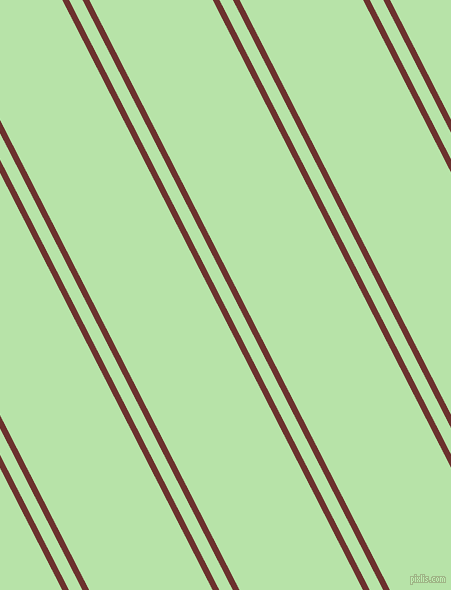 117 degree angles dual stripe lines, 6 pixel lines width, 12 and 110 pixels line spacing, dual two line striped seamless tileable